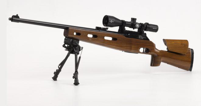 Conozca el galardonado nuevo rifle de francotirador de la India