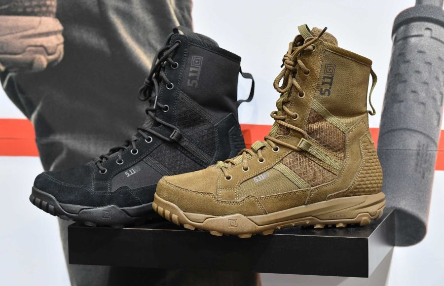 5.11 A.T.L.A.S. botas: agilidad y estabilidad en todos los terrenos