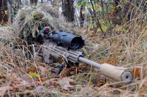 Steyr SSG M1 Performance en .338 Lapua Magnum