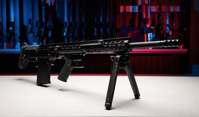 FIMS SPBP Strap-Pull Bullpup Rifle