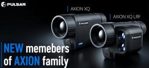 NUEVA Serie Pulsar Axion XQ: Axion XQ38 y Axion XQ38 LRF