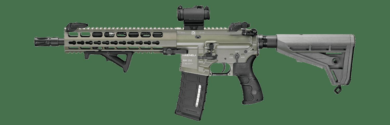 Bundeswehr alemán selecciona la carabina MK556 de CG Haenel para reemplazar a H&K G36