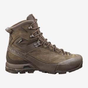 Lo último de Salomon Forces: botas que cumplen con las normas comerciales
