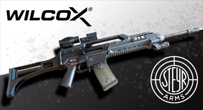 Wilcox y Steyr ofrecen soluciones para Heckler & Koch G36