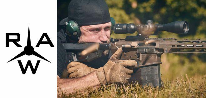 Conoce el RAW10 .308 AR de Red Arrow Weapons