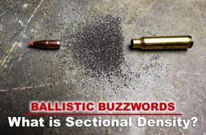 ¿Qué es la densidad seccional?