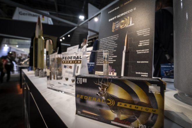Federal Ammunition presenta nuevas municiones Swift Scirocco II