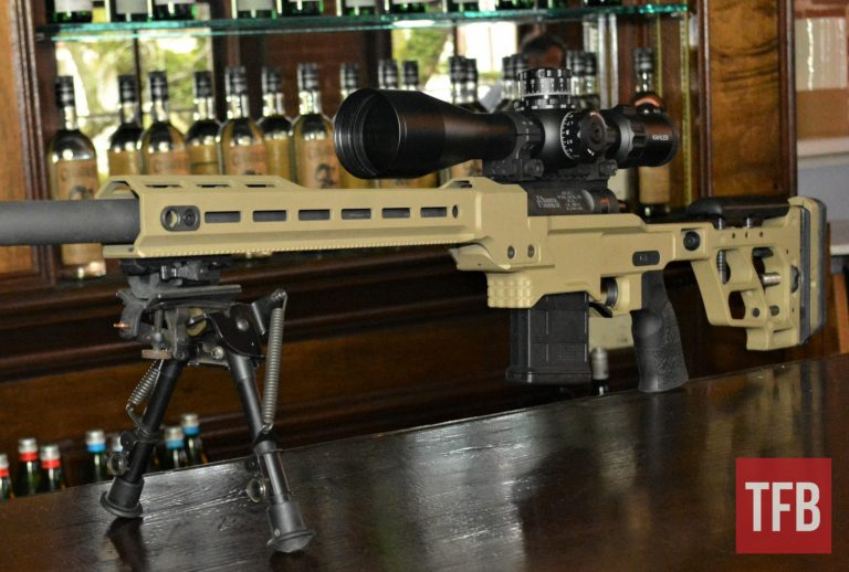 Daniel Defense Delta 5 Pro Precision Bolt Gun