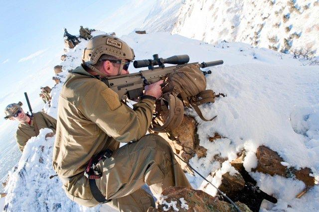 Consejos para disparar en ángulos cuesta arriba / cuesta abajo