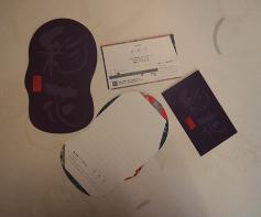 Past card & Shop card