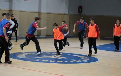 Kampionati i Basketbollit  tek klasat e 8-ta