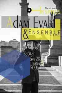 Adam Evald Concert