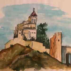 Manastir i vjeter, Vebi Lika