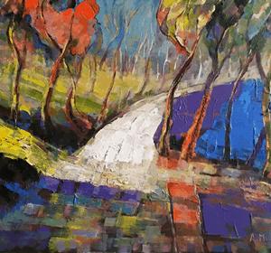 Rruge nga liqeni, Agim Musabelliu