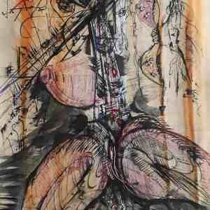 Simfoni arti, Avni Behluli