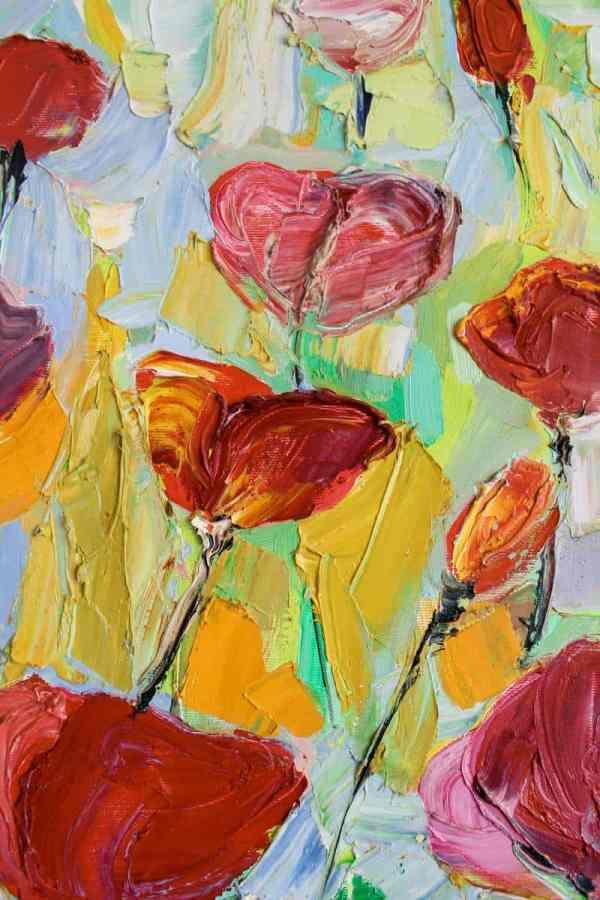 Lule te kuqe, Aferdita Myrtaj