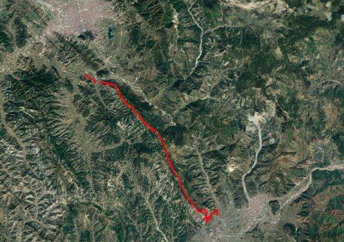 Arbanë-Petrelë-Krrabë-Shijon trail (18)