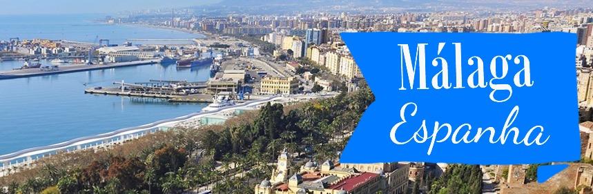 Tirando férias em Málaga