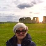 Visitando Stonehenge