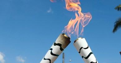 Tocha Olímpica na Mooca