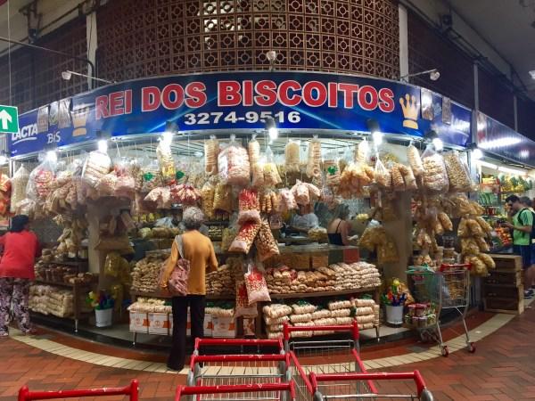 Mercado Central de BH. Foto: AMF / Blog Tirando Férias