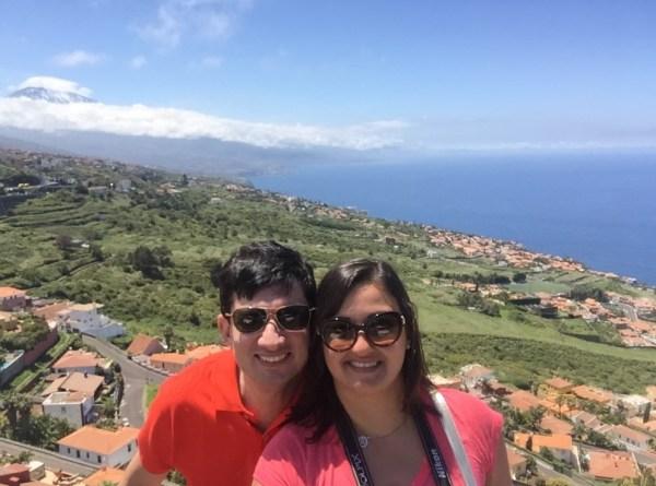 Conhecendo o vulcão Teide em Tenerife, Ilhas Canárias, durante travessia com MSC Splendida. Foto: DPS / Blog Tirando Férias