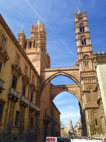 Catedral de Palermo. Foto: AMF / Blog Tirando Férias