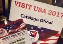"""Visitando a """"Visit USA"""" 2017 em São Paulo"""