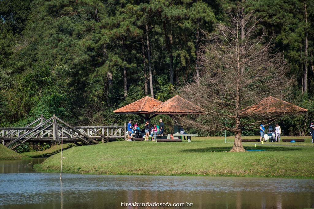 Parque Tingui, em Curitiba, Paraná