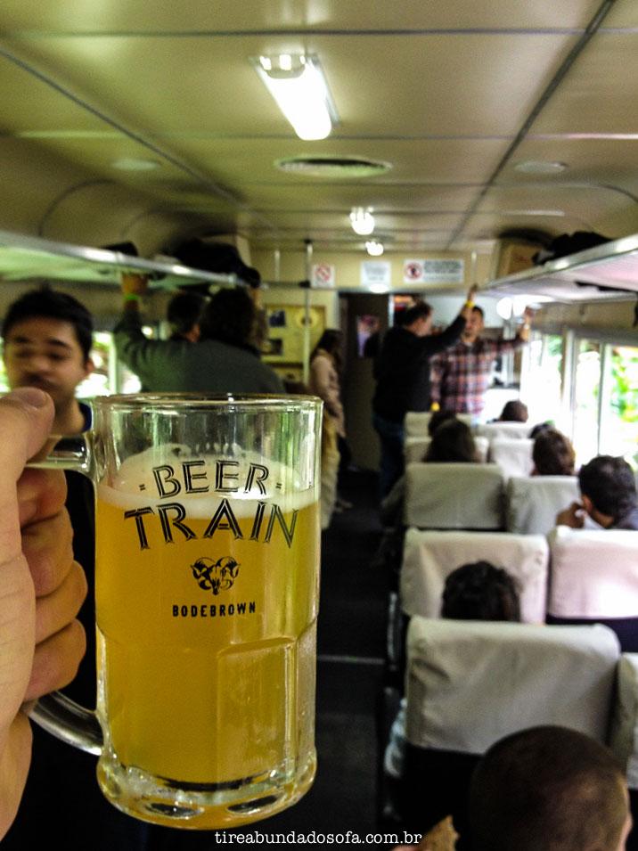 chopp, cerveja artesanal, beer train bodebrown, trem para morretes
