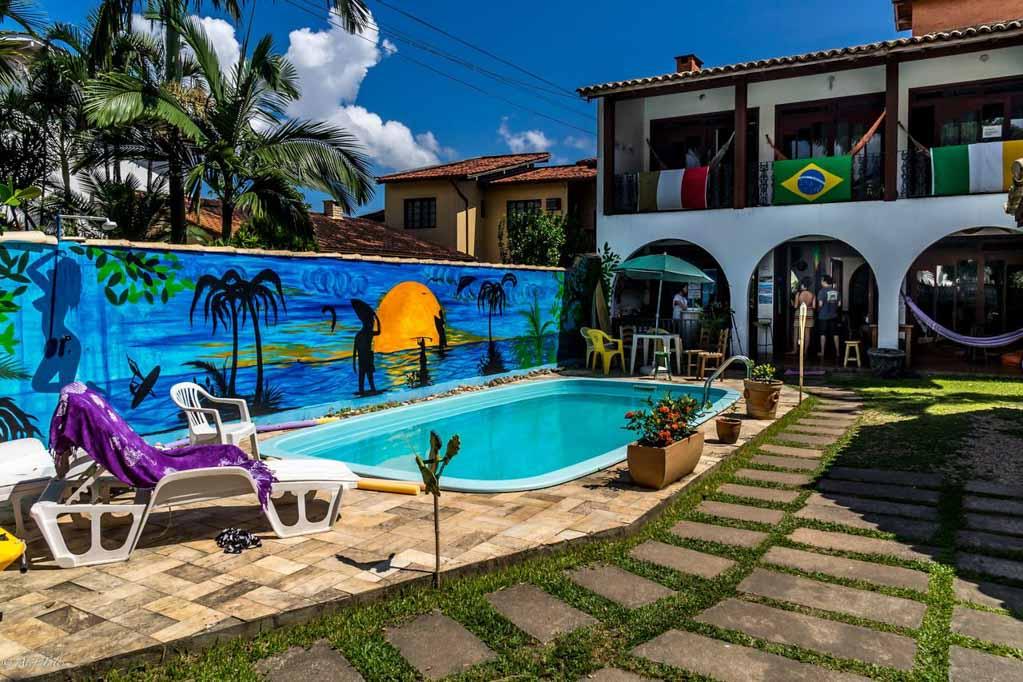 geckos hostel, opção de hospedagem em florianópolis
