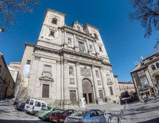 Igreja dos Jesuítas, em Toledo, Espanha