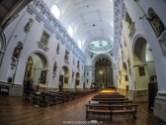Interior da Igreja dos Jesuítas, em Toledo, Espanha