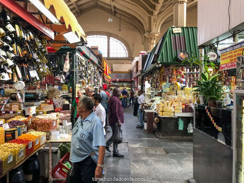 lojas do mercado municipal de são paulo