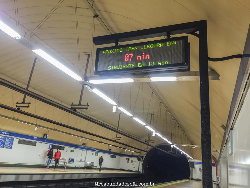 transporte em Madrid, Espanha