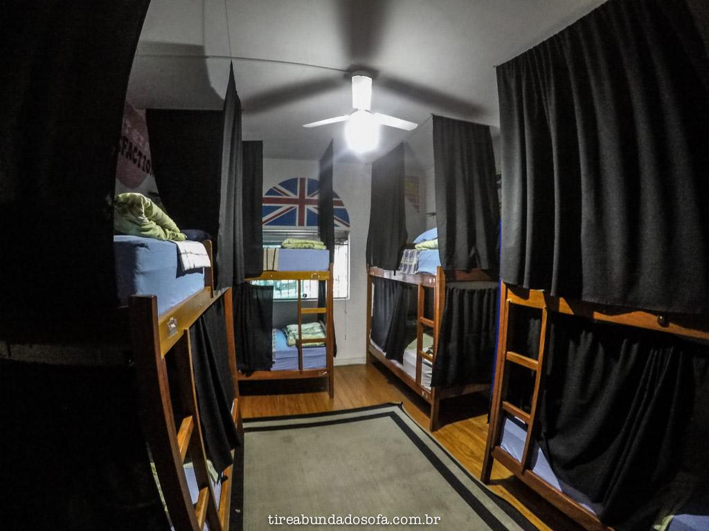 vila rock hostel em são paulo