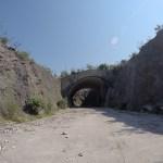 base militar abandonada em mostar, bósnia