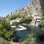 corredeiras de água na bósnia