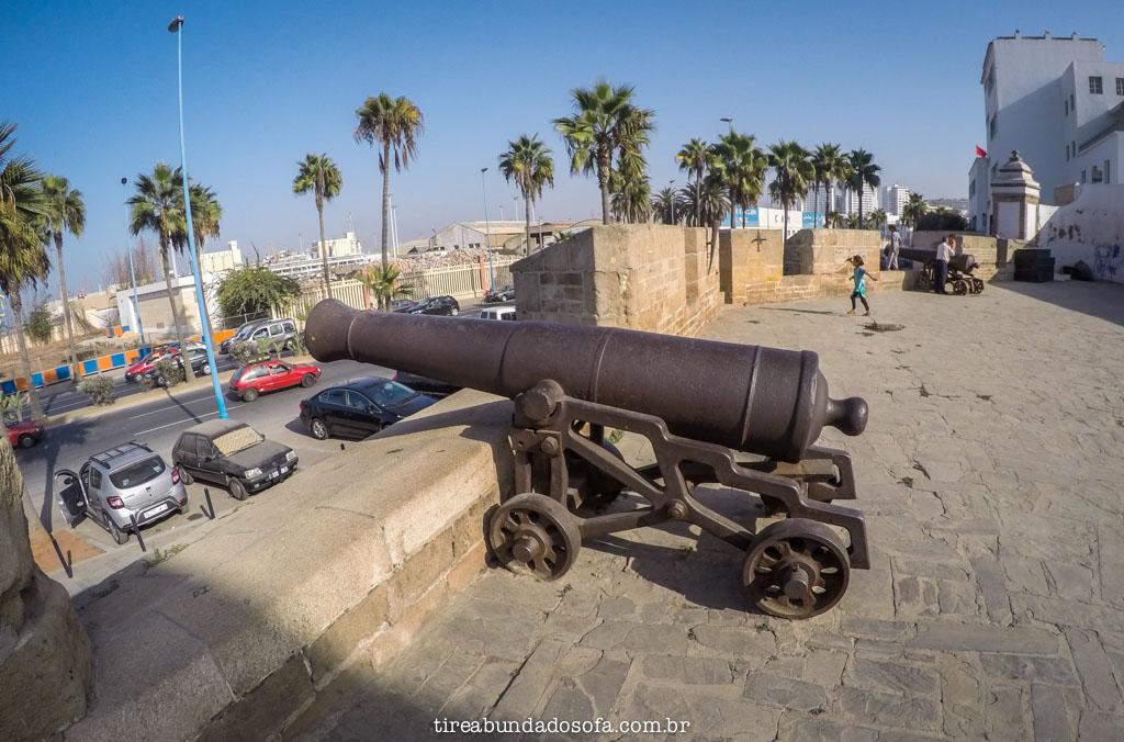 old medina em casablanca, marrocos