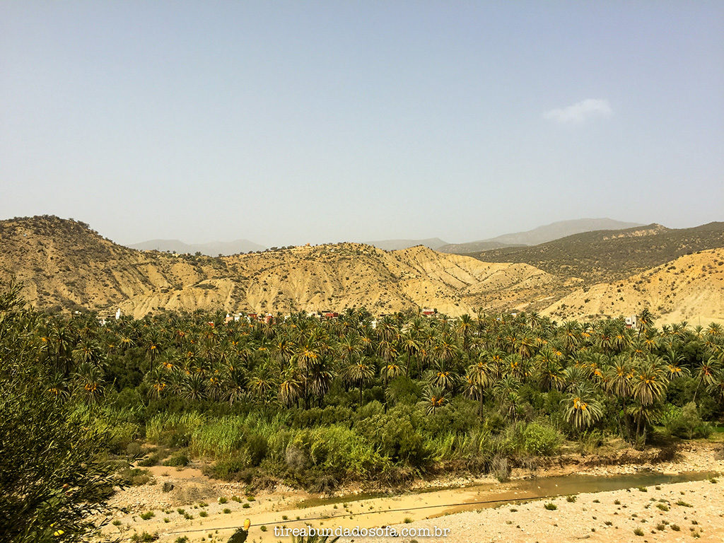 mirante no marrocos, paradise valley, áfrica