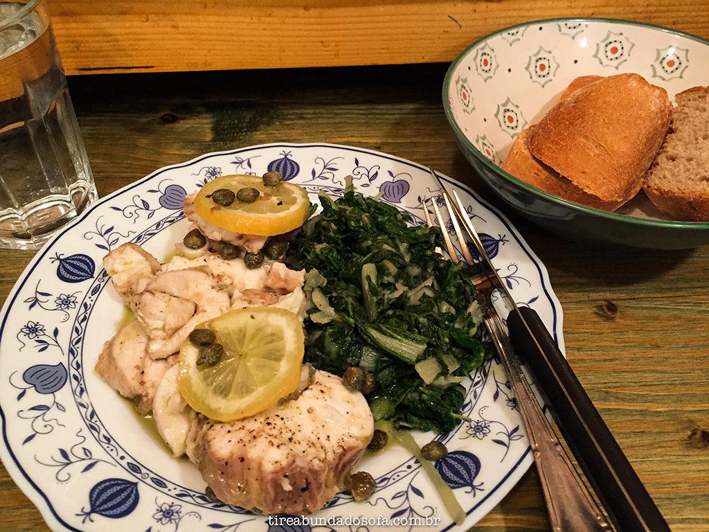 carne de tubarão, frutos do mar, peixe, croácia, split