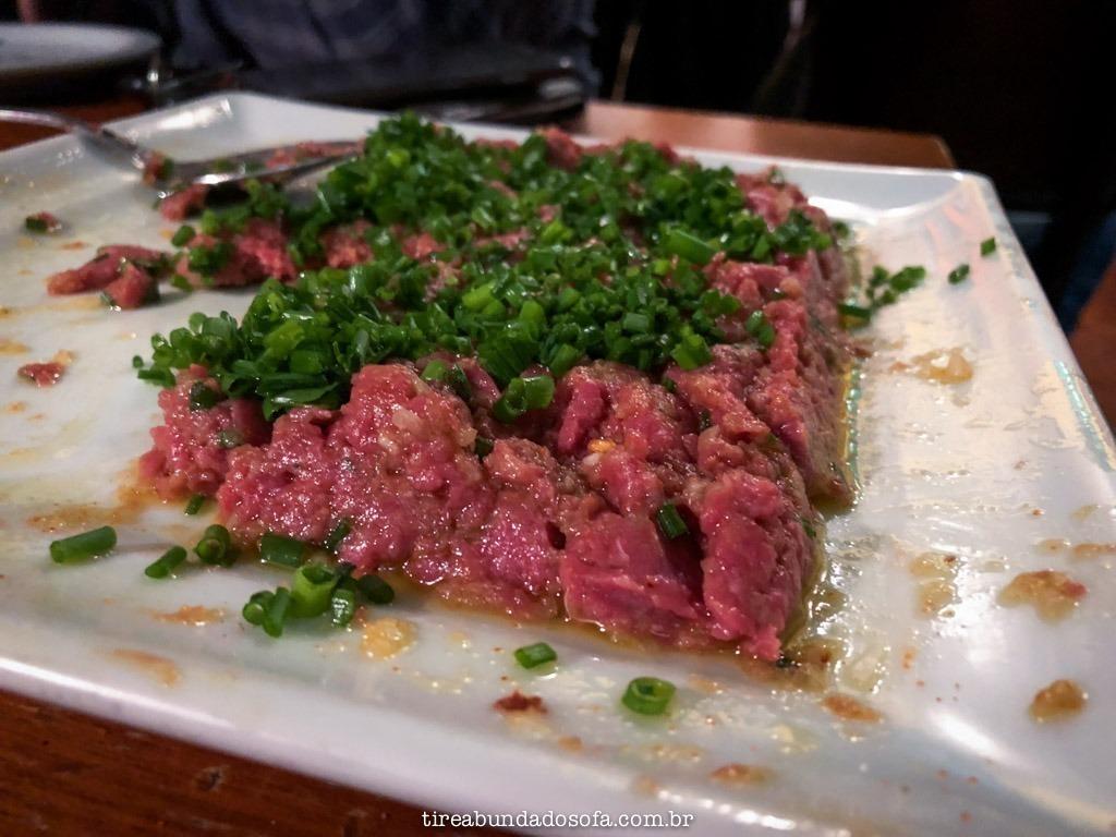A melhor carne de onça de Curitiba, na mercearia fantinato