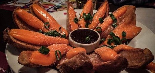 batata rústica, the subs curitiba, restaurantes em curitiba, porção de batata frita