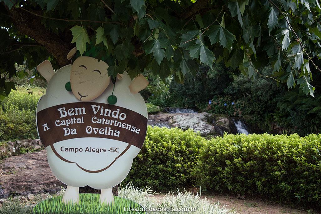 capital catarinense da ovelha, campo alegre, festa da ovelha, paraíso da serra