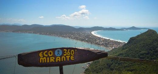 mirante eco 360, bombinhas santa catarina, praia de santa catarina