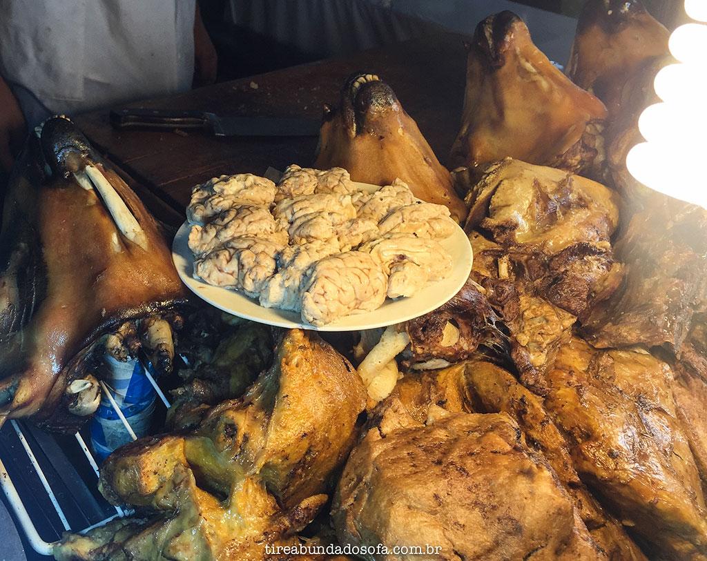 cabeça de cabra, cérebro de cabra, comida marroquina, jemaa el fna, marrakech, áfrica, marrocos, morocco, o que comer no marrocos