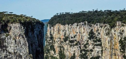 cânion itaimbezinho, parque nacional dos aparados da serra, cambará do sul, rio grande do sul, trilha do cotovelo