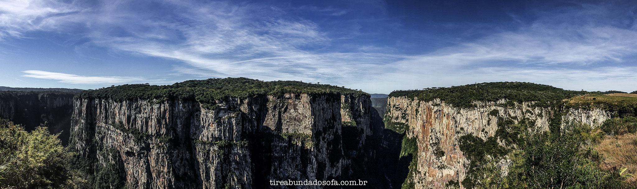 trilha do cotovelo, cânion itaimbezinho, parque nacional dos aparados da serra, cambará do sul, rio grande do sul