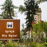 Região de Rio Natal, destino final do passeio de trem de Rio Negrinho