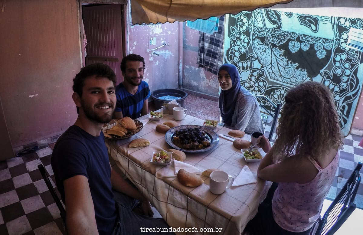 Dicas couchsurfing